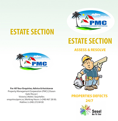 Property management seychelles